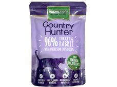 Nassfutter Country Hunter Truthan + Hase 85 g